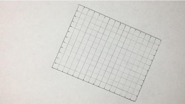Keks zeichnen - Schritt 2