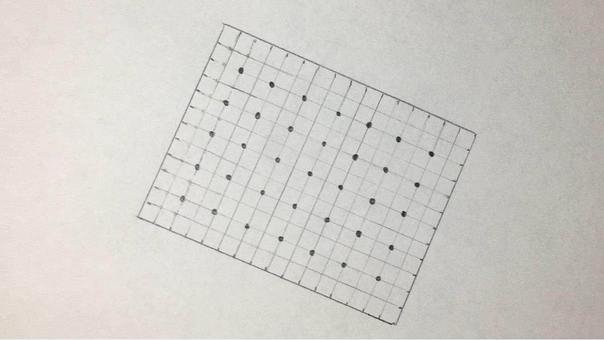 Keks zeichnen - Schritt 3
