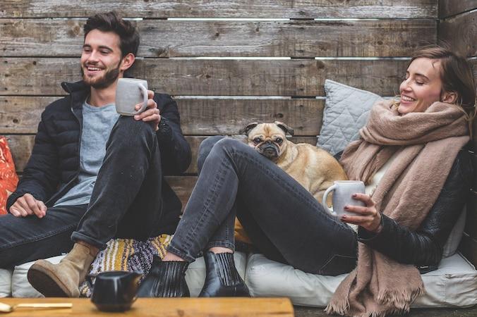 Neue, gemeinsame Anhaltspunkte festigen Ihre Beziehung