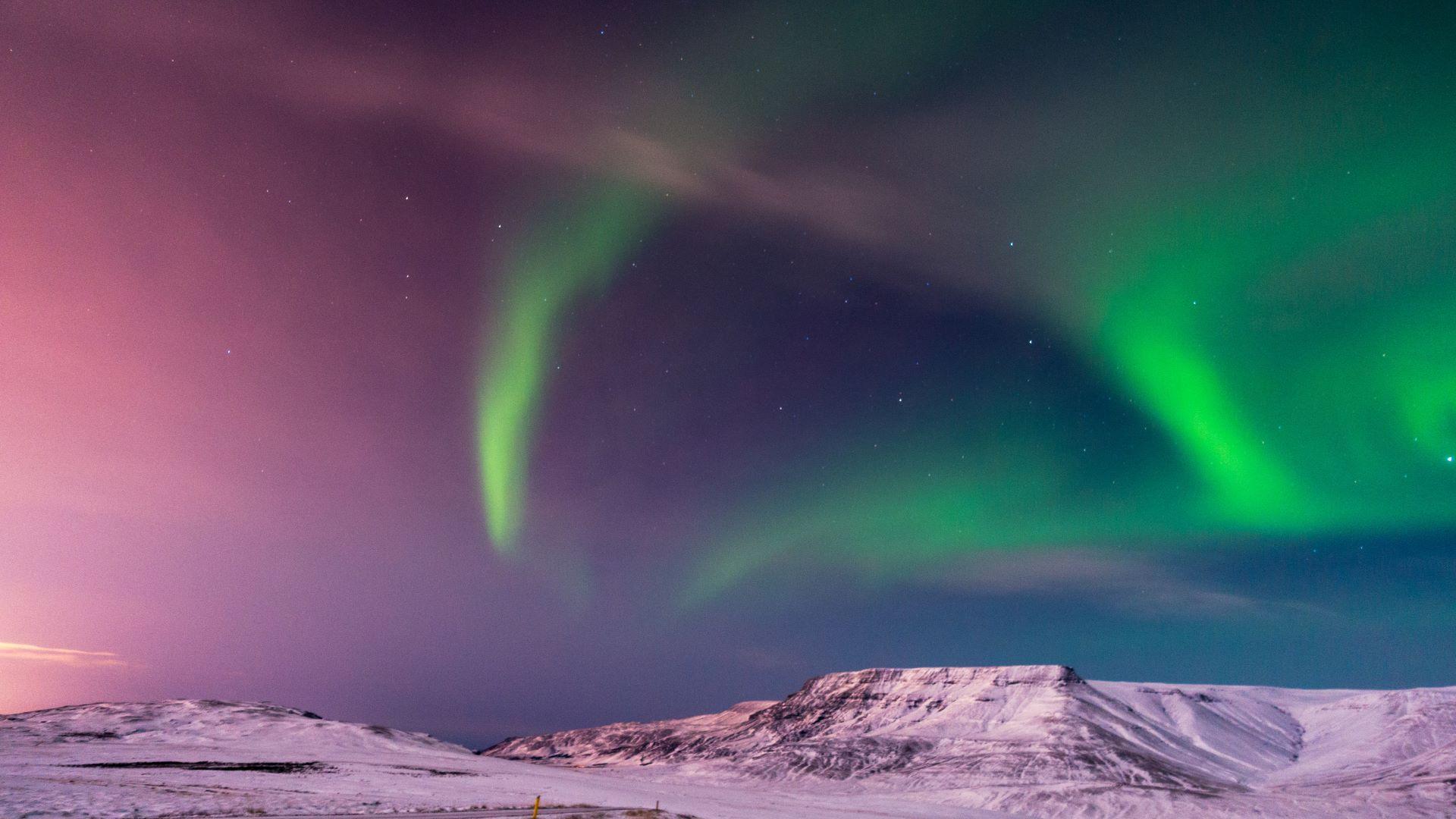 Polarlichter sehen: Hier haben Sie die besten Chancen
