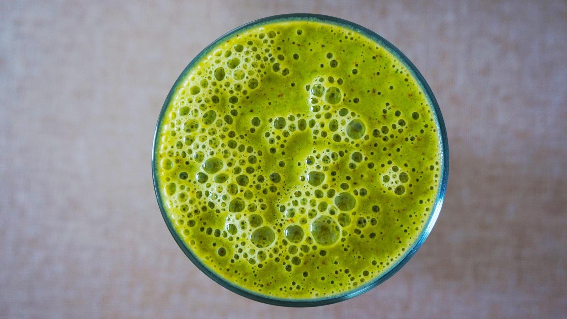 Grüne Smoothies: So gesund sind sie wirklich