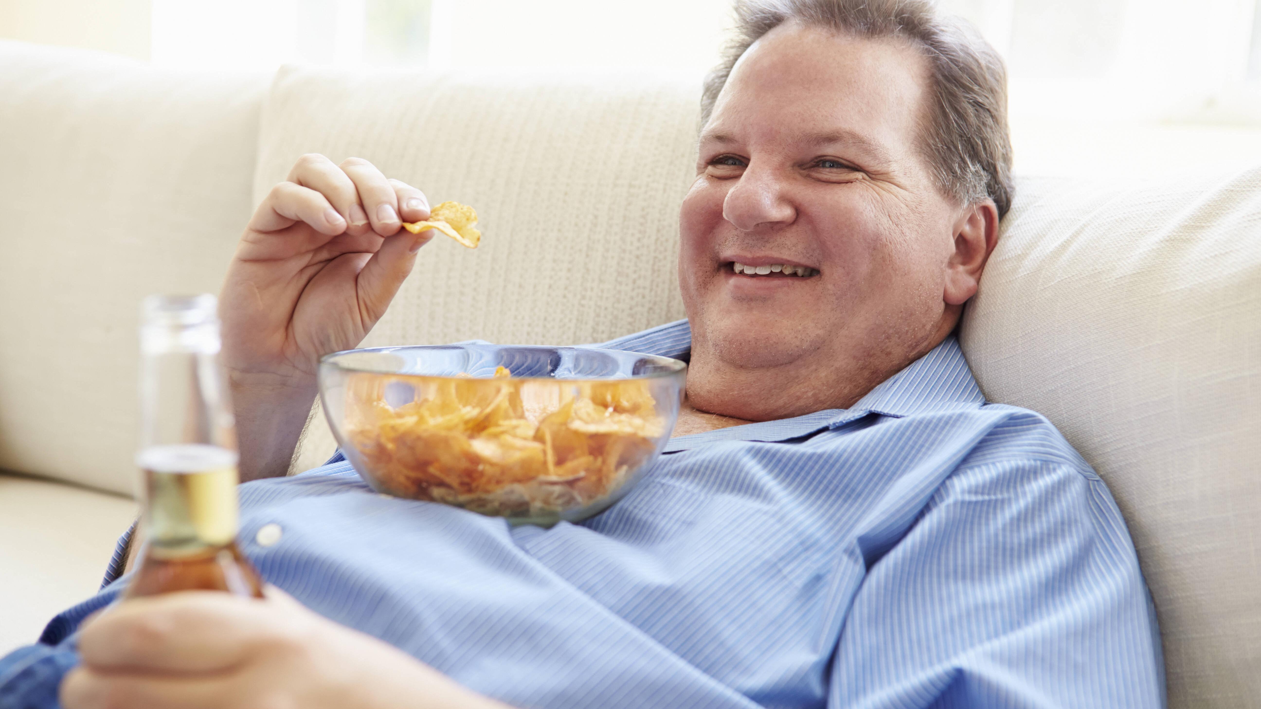 Wer das Völlegefühl ignoriert, wird fett