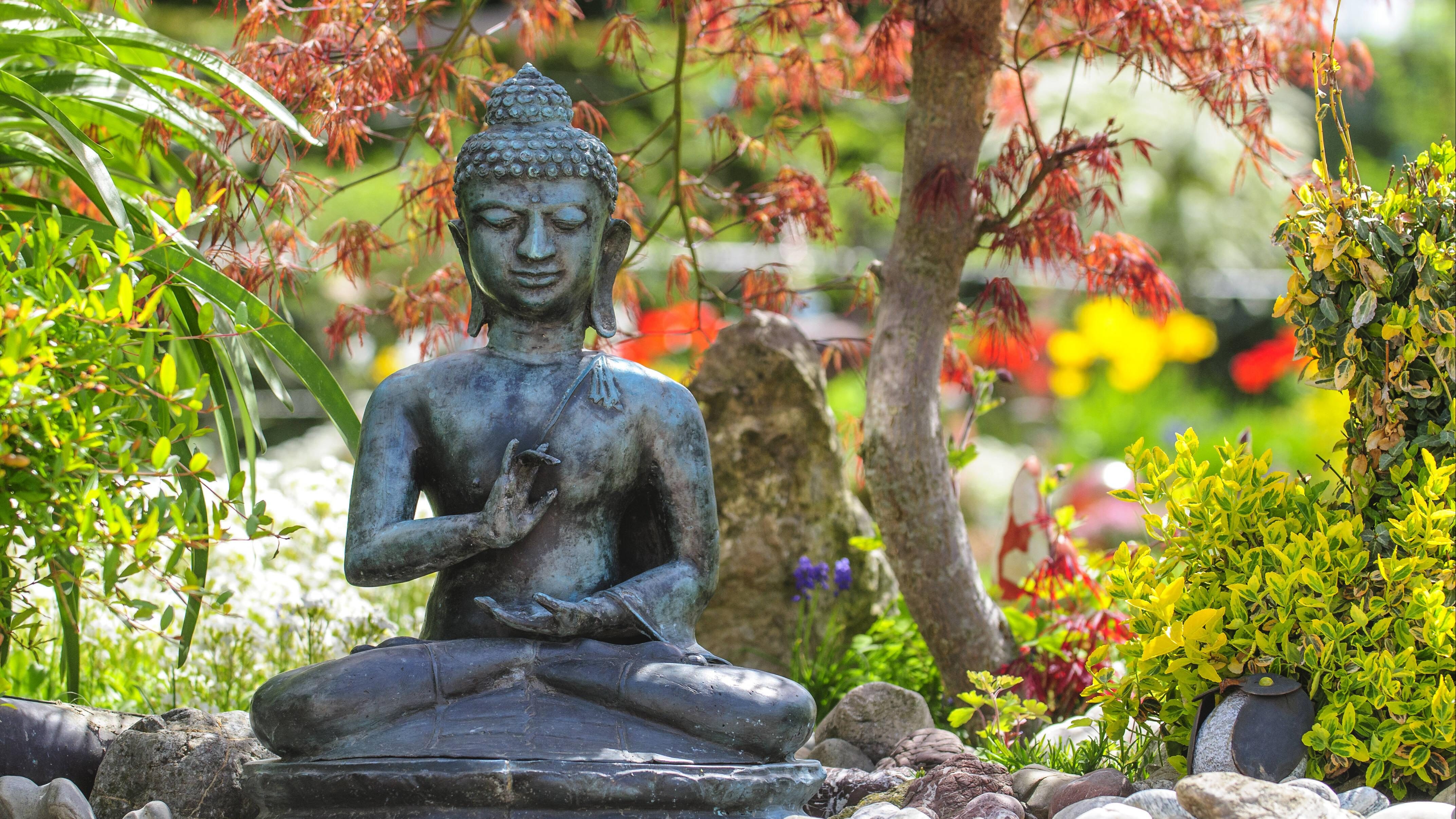 Symbole im Buddhismus haben eine wichtige Bedeutung.