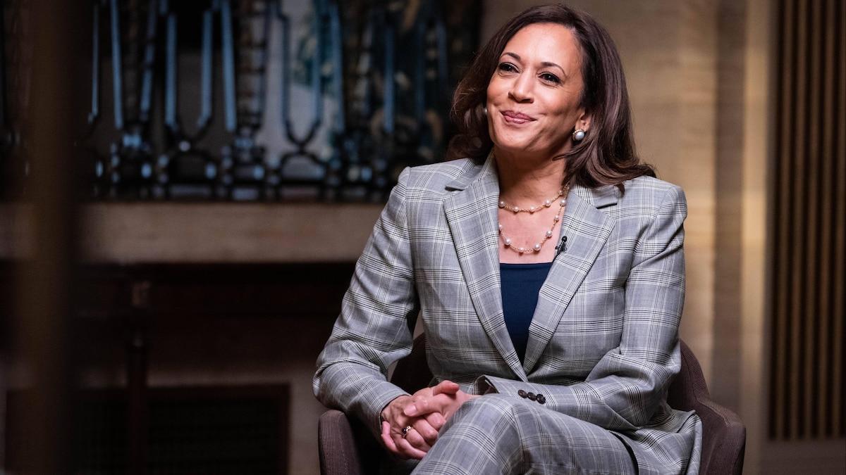 Kamala Harris geht als erste Vizepräsidentin der USA in die Geschichte ein