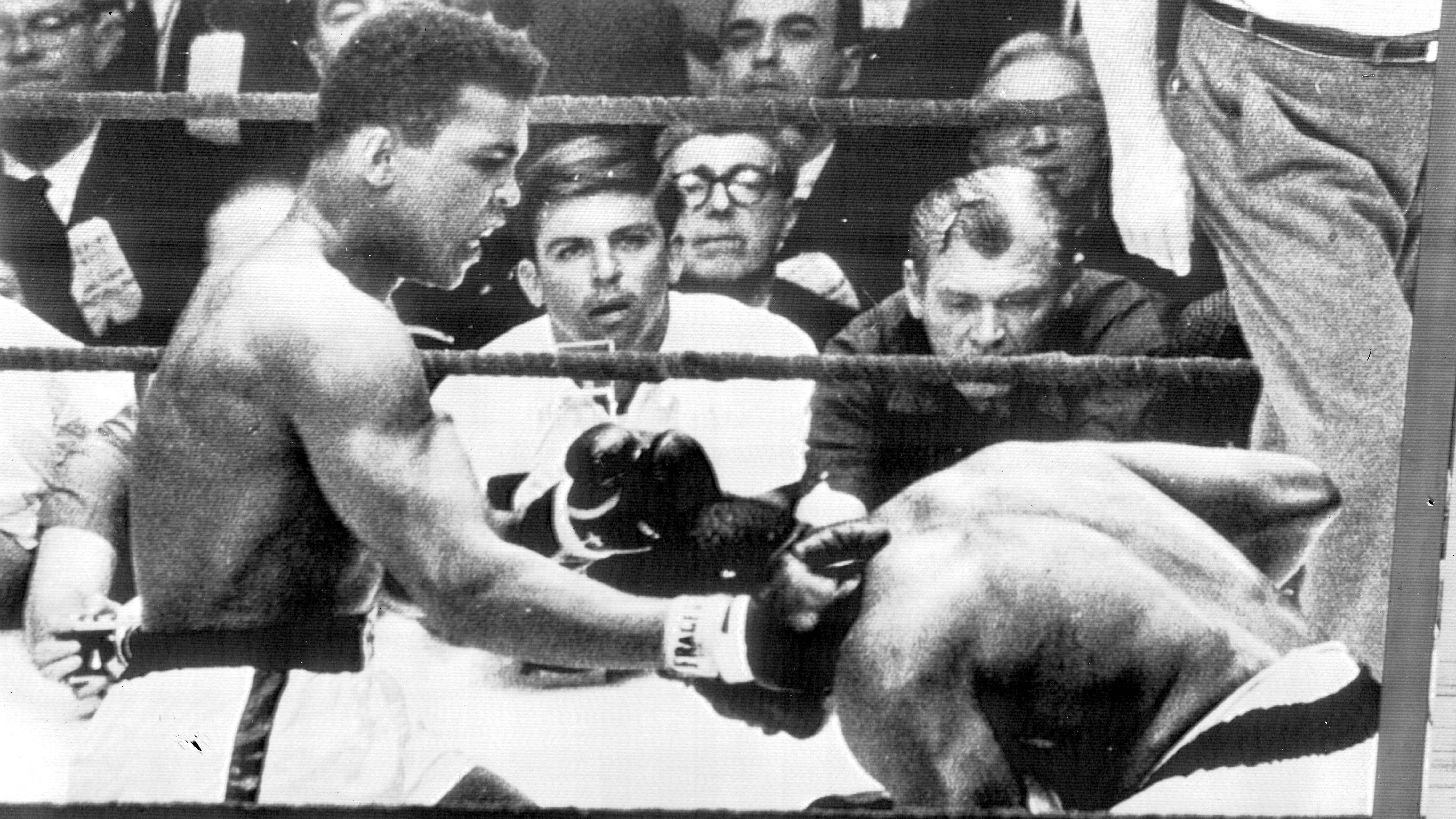 Muhammad Ali gilt für viele Boxfans als G.O.A.T.