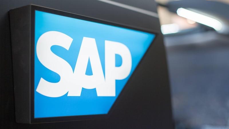 Der Softwarekonzern SAP ist das wertvollste Unternehmen im DAX.