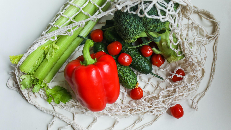Zu einer Frittata passen unterschiedlichste Gemüsearten.