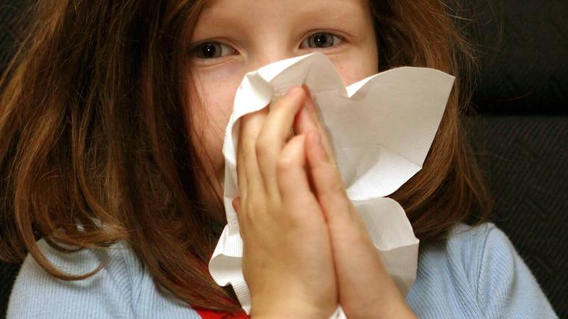 Nasenbluten bei Schnupfen: Ursachen und Behandlung