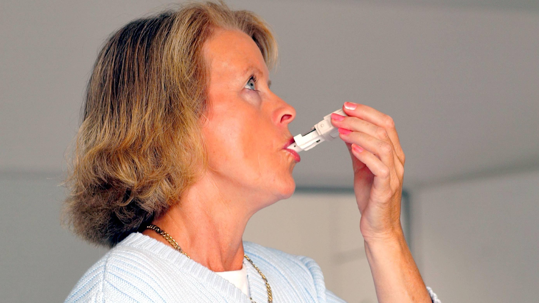 Dyspnoe: Ursachen und Therapie von Atemnot