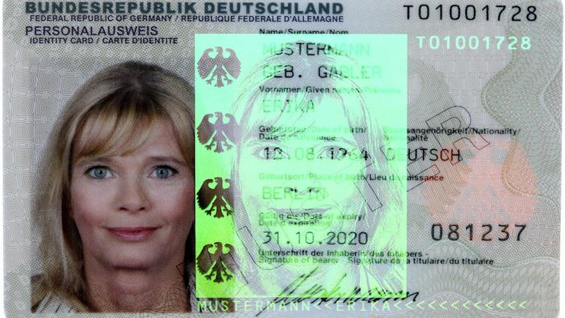 Nationale Identitätsnummer: Wo finde ich sie?