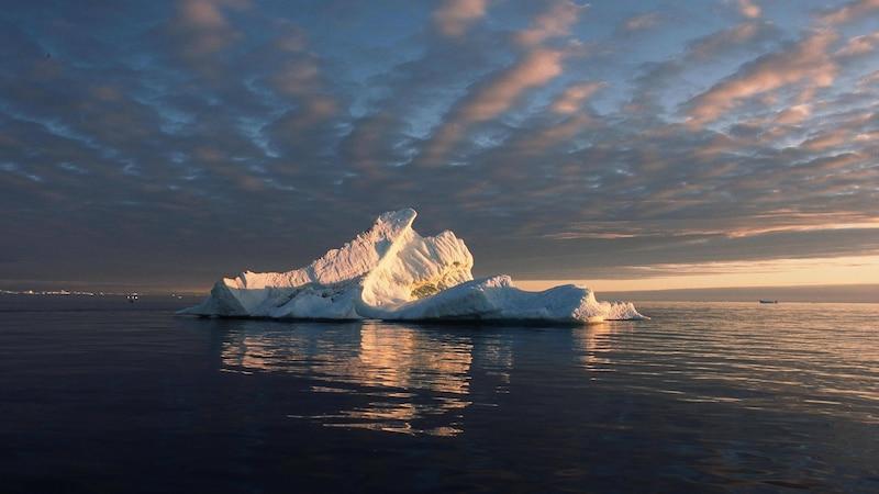 Wie beim Eisberg sehen wir beim Erfolg oft nur die Spitze und nicht den viel größeren Teil.