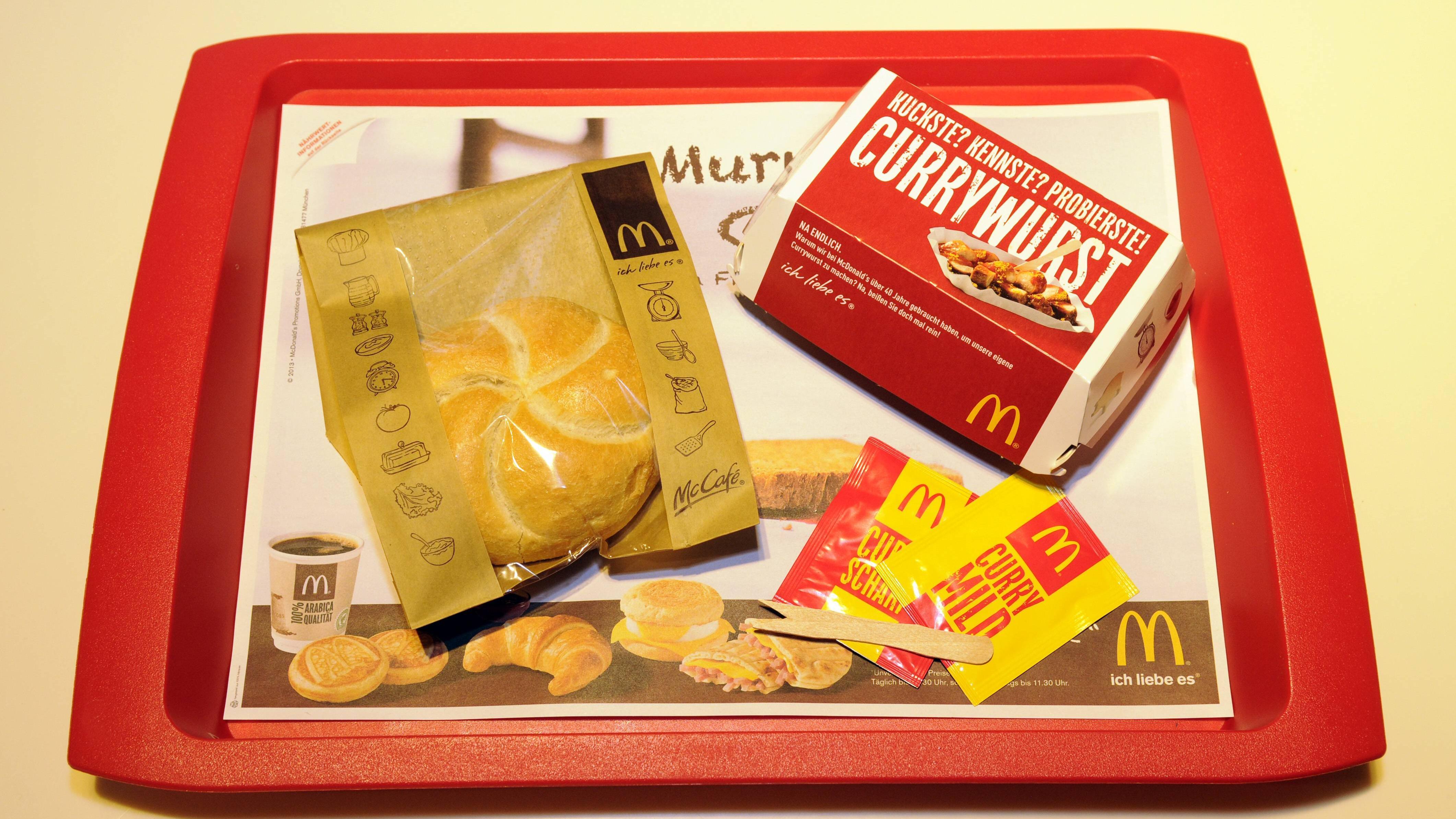 McDonald's Beschwerde einreichen - so geht's