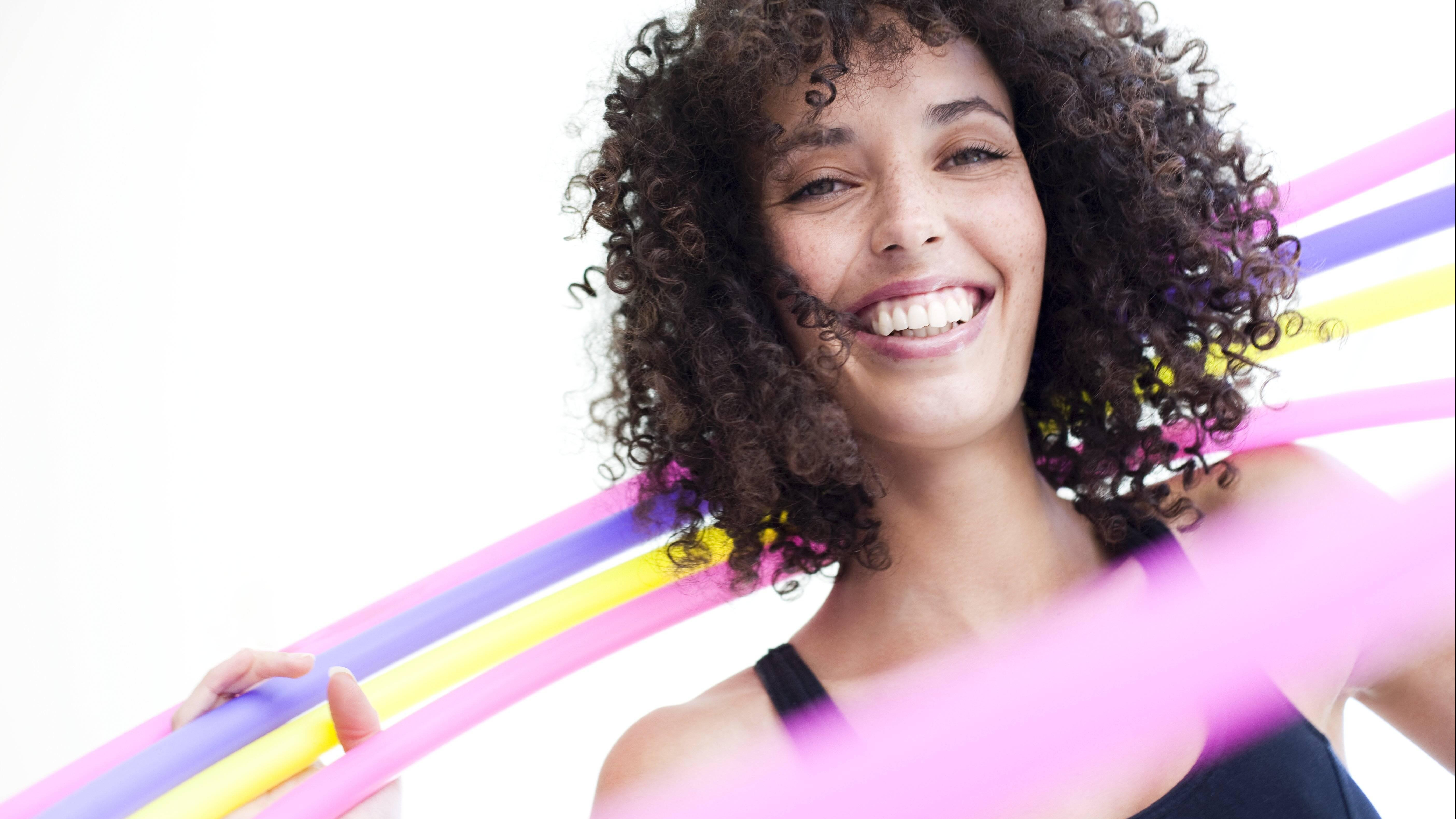 Hula Hoop: Tricks für Anfänger