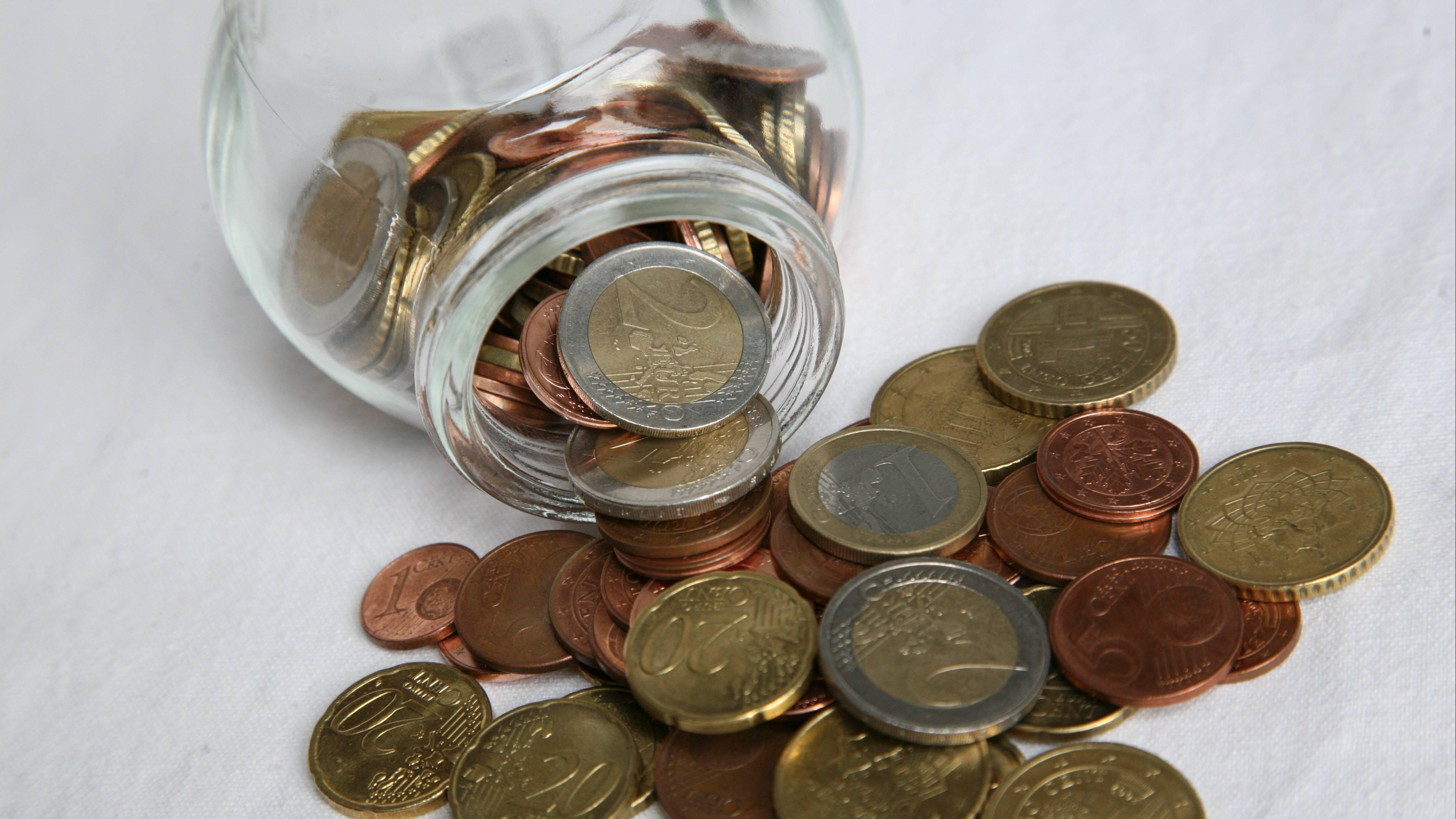 Sparen lernen mit kleinen Geldbeträgen