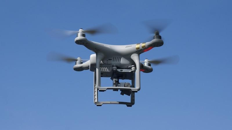 Im Follow Me-Modus verfolgt Ihre Drohne selbstständig Objekte