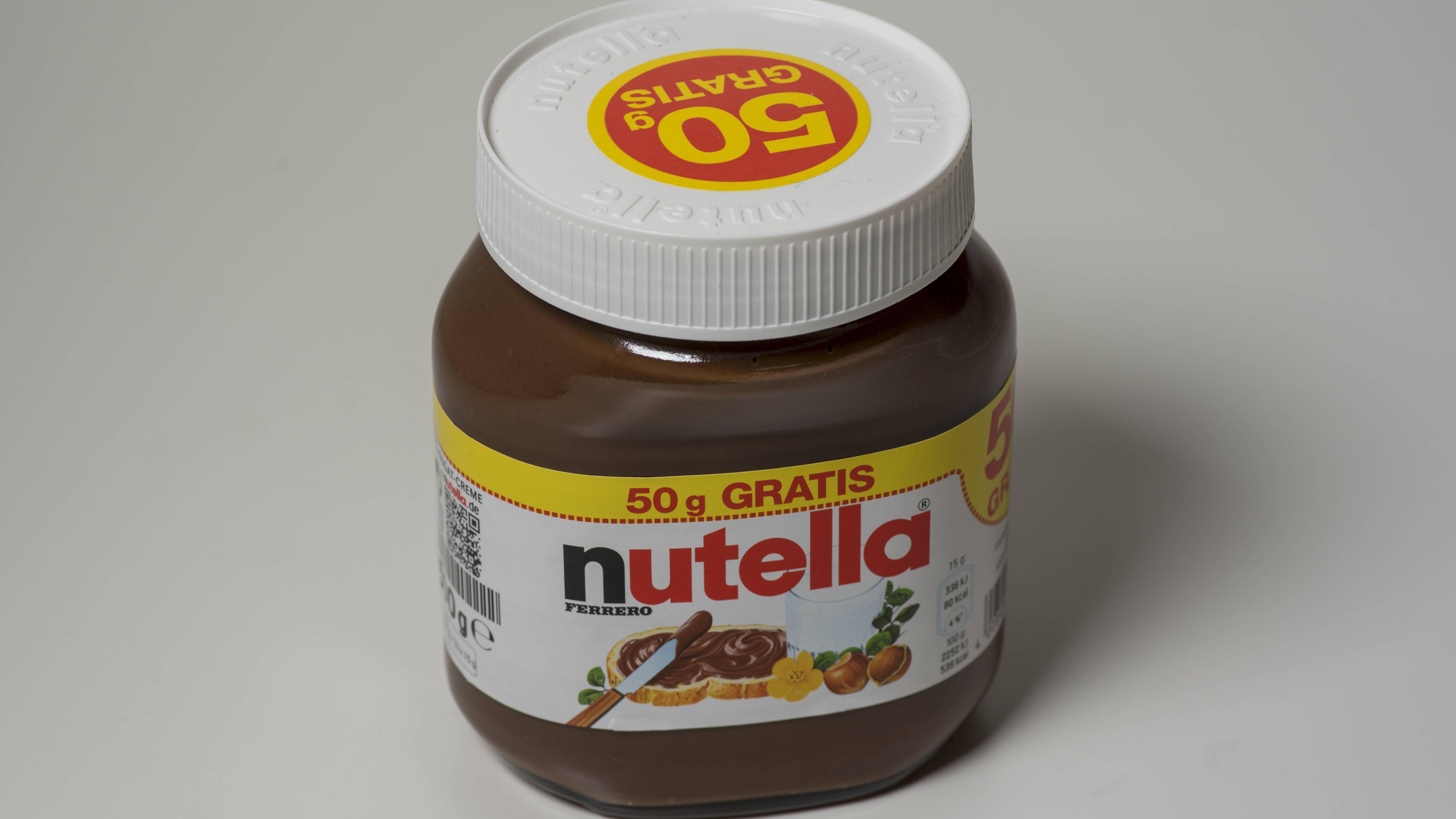 Abgelaufene Nutella ist ranzig und ungenießbar.