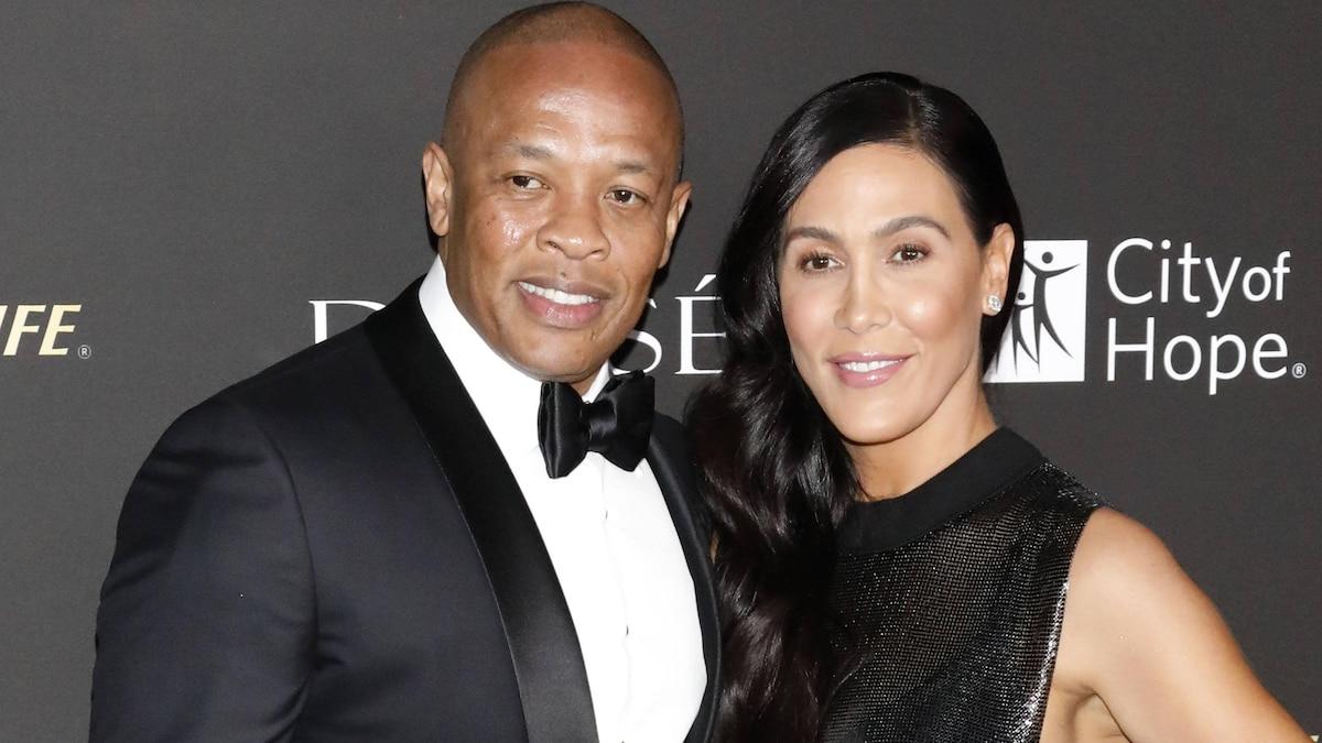 Wurde dank Rap zum Milliardär: Dr. Dre. Hier 2018 mit Gatton Nicole Young