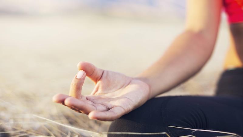 Die gesparte Zeit kann zum Meditieren genutzt werden