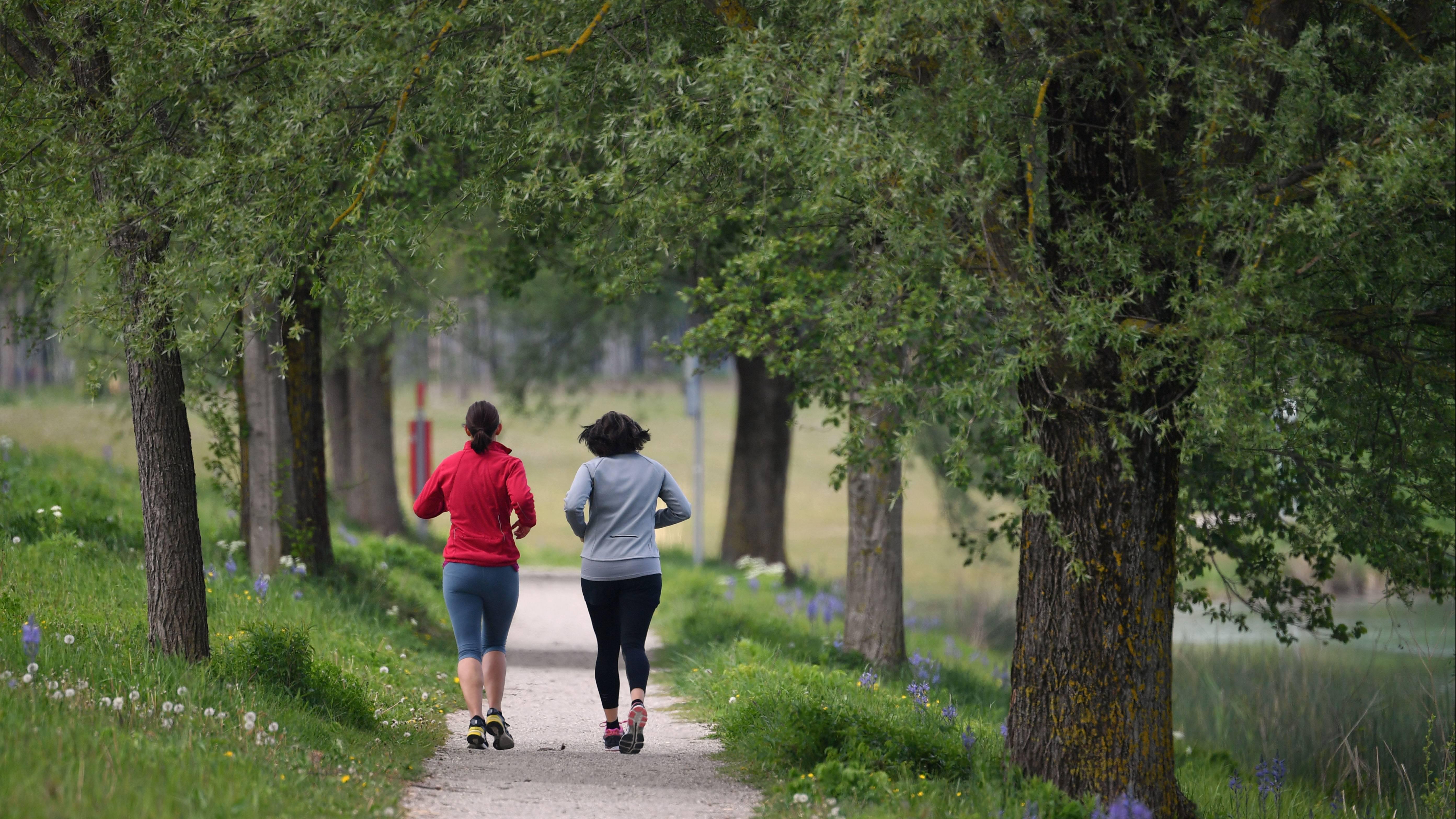Der Boden hat Auswirkungen darauf, wie lange Laufschuhe halten.