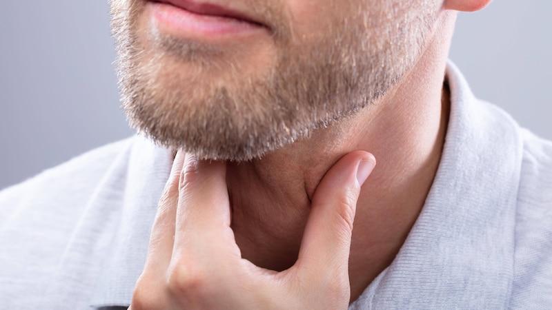 Eiter im Hals: Das können Sie dagegen tun