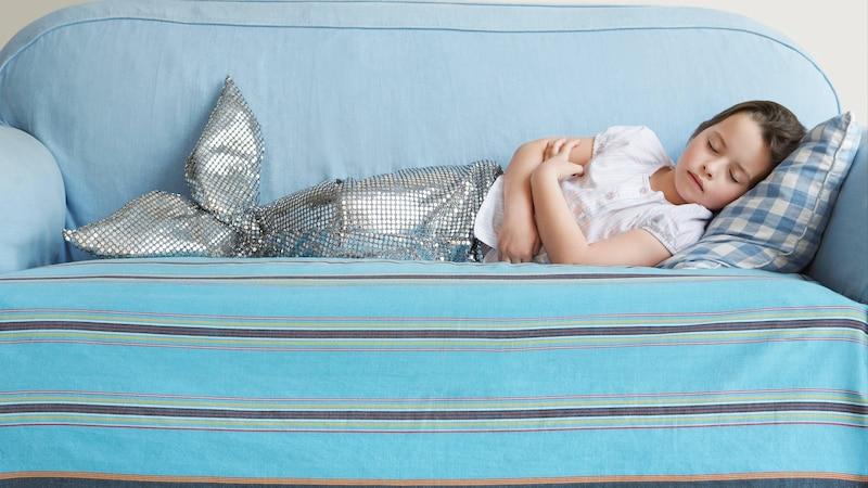 Meerjungfrauen-Geburtstagsparty: Dekoration, Bastelideen und Spiele