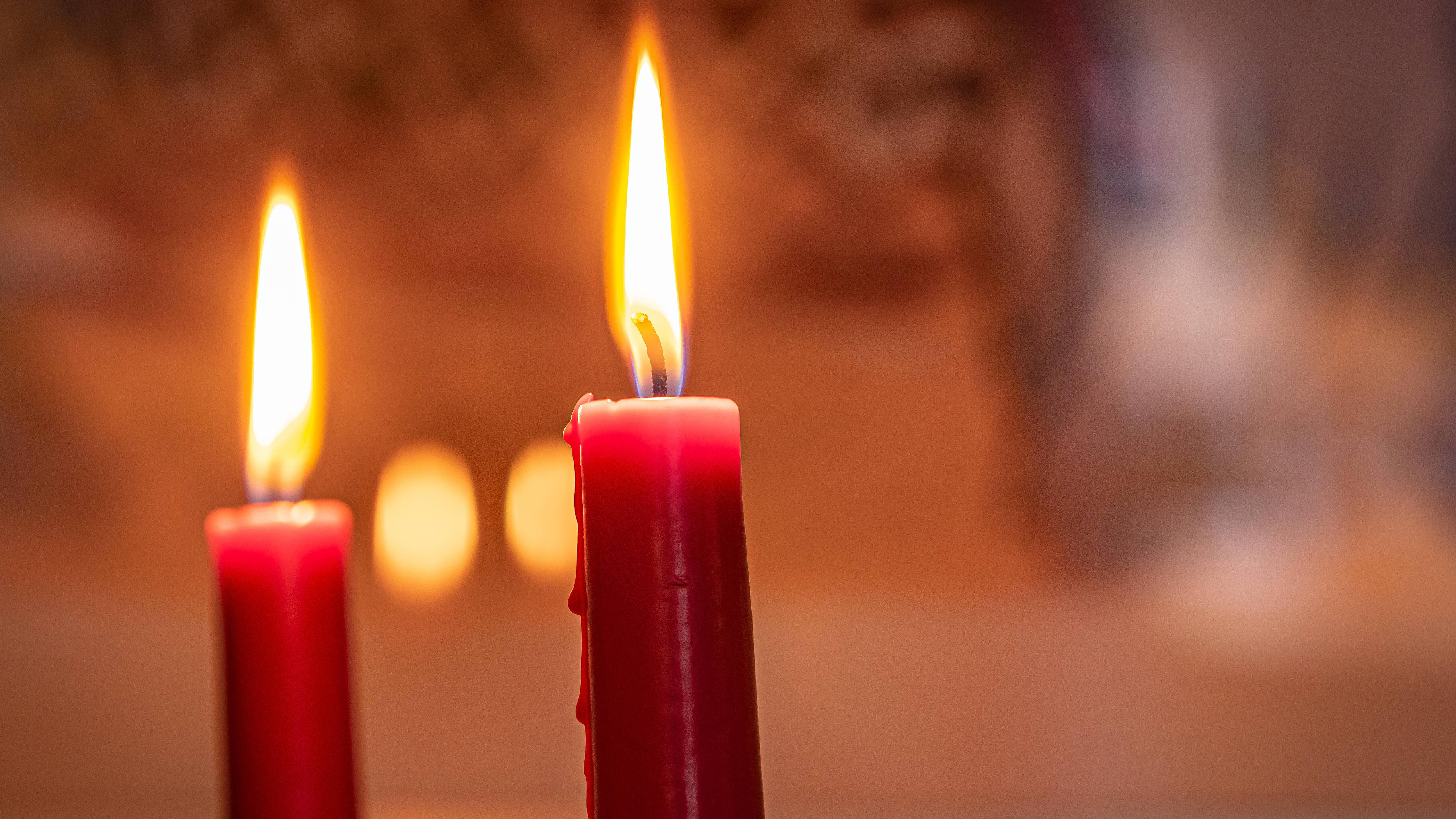 Kerzen selbst gestalten: 3 tolle Ideen