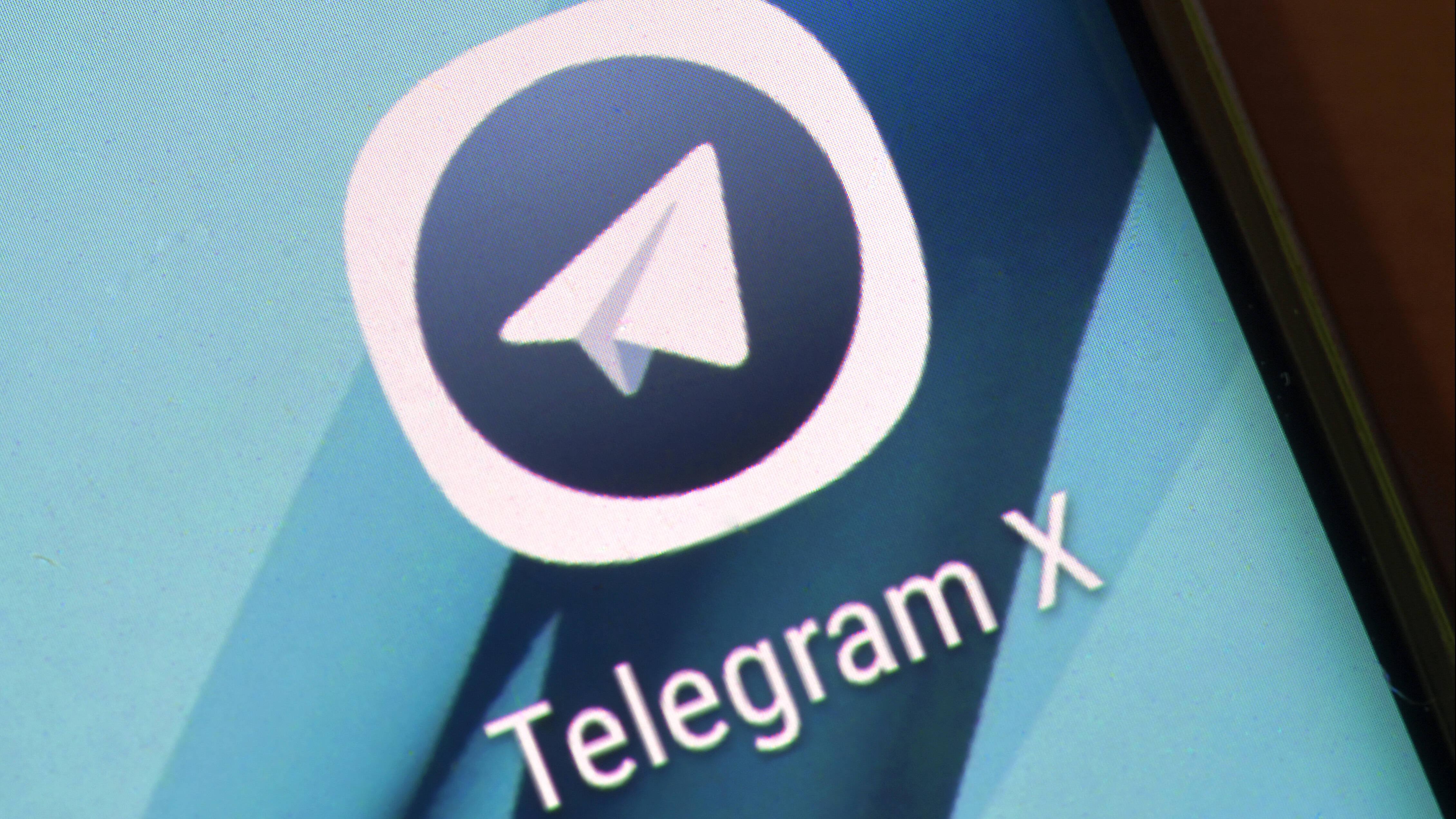 Bei Telegramm lässt sich kein automatisches Backup erstellen.