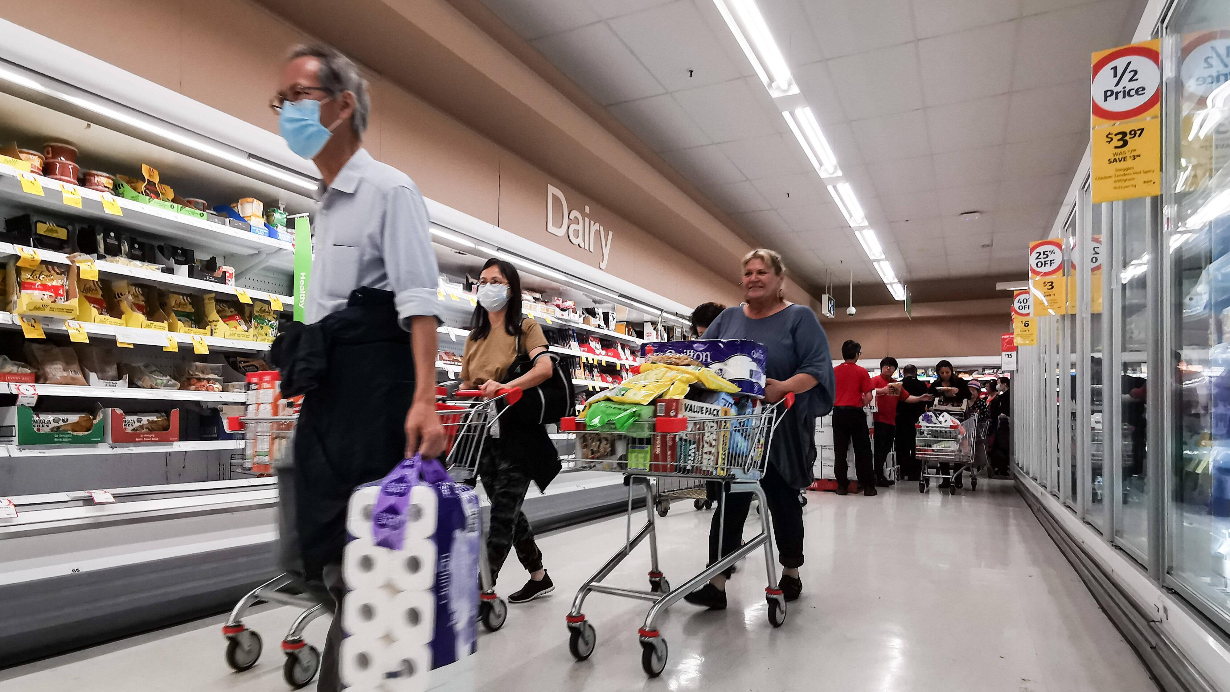 Genialer Trick: So wählen Sie die kürzeste Warteschlange im Supermarkt