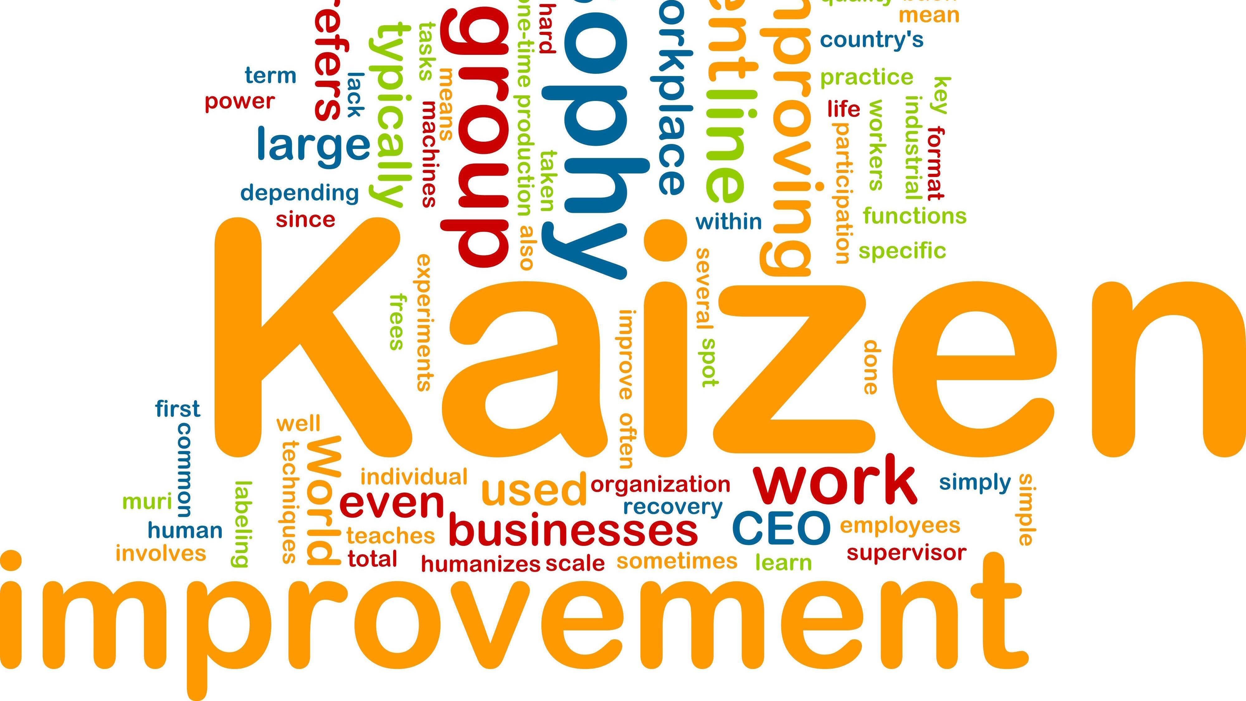 Die Kaizen Methode ist eine Managementphilosophie, die aus Japan stammt und die Arbeit verbessern soll.