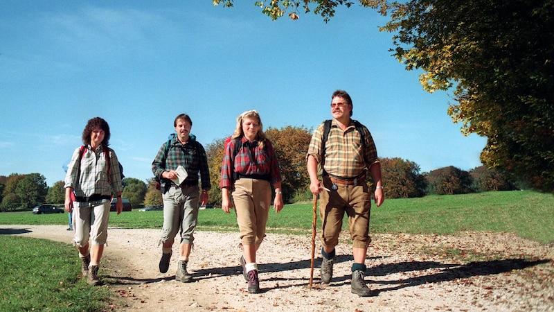 Unterschied wandern - trekking: Einfach erklärt