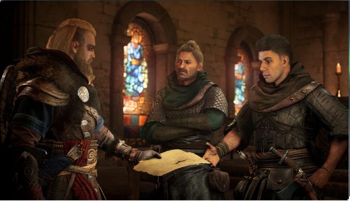 Spottstreiten in Assassin's Creed Valhalla - so funktioniert das Wort-Duell