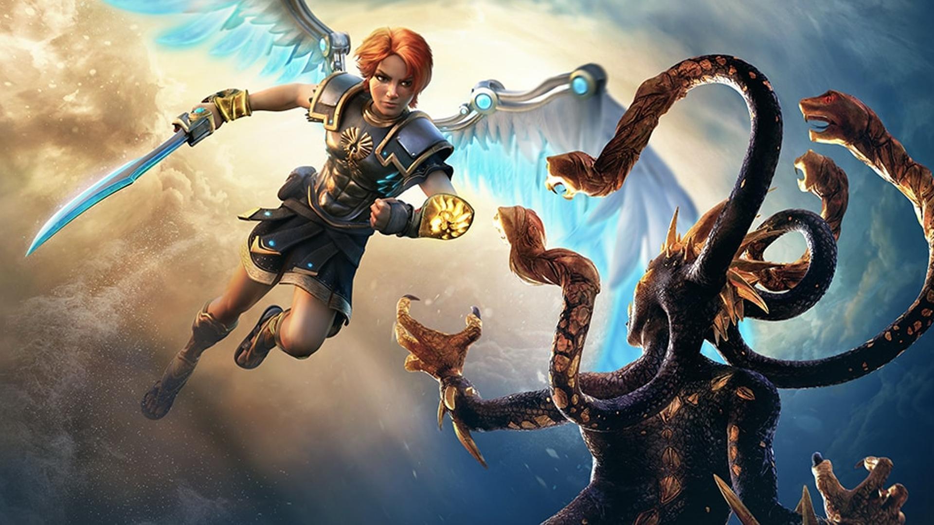 Derzeit gibt es für Immortals Fenyx Rising noch keinen Multiplayermodus.