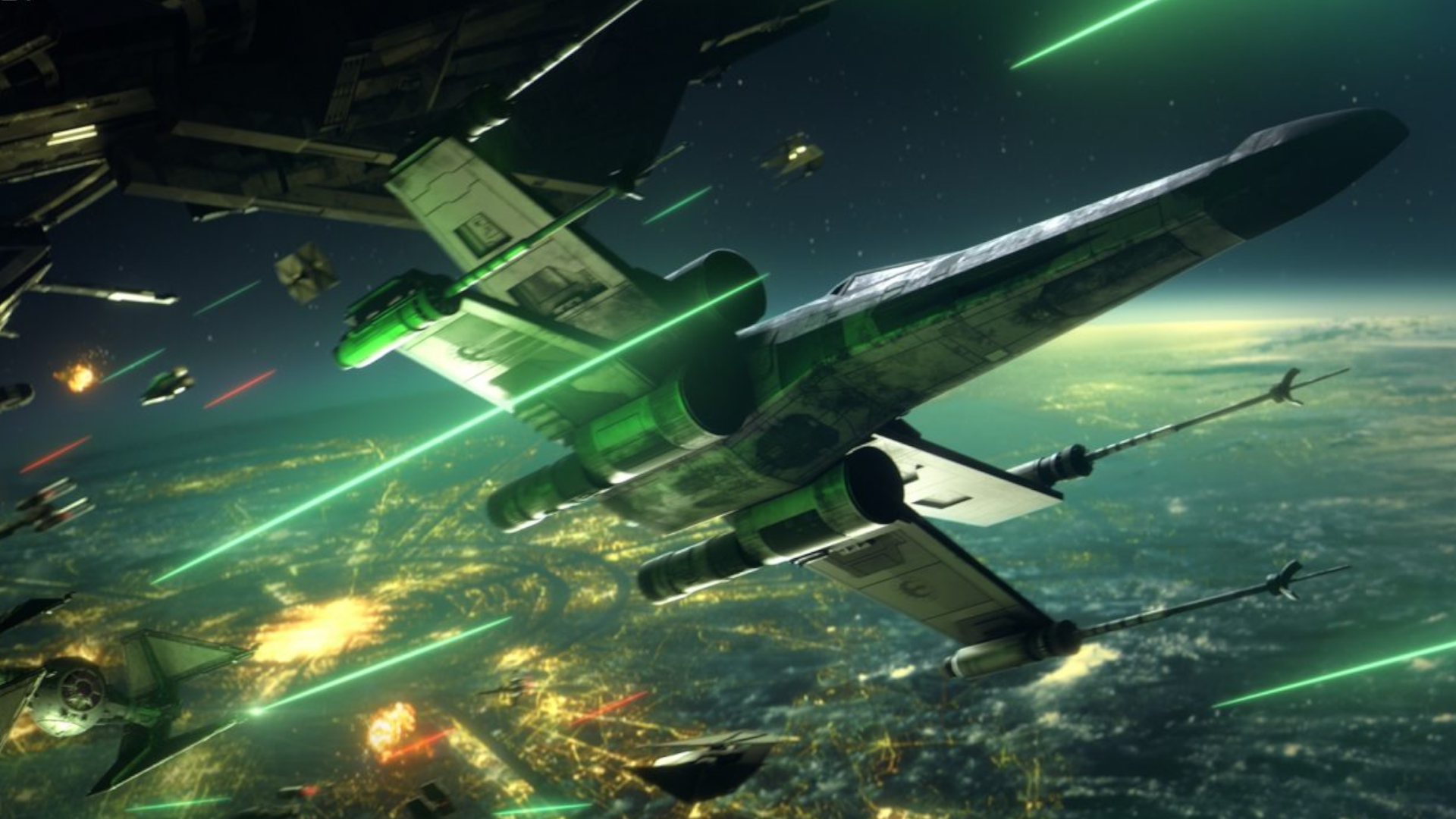 Star Wars Squadrons: Das sind die Systemanforderungen