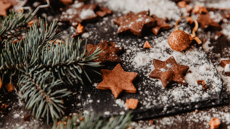 Glutenfreie Weihnachtsplätzchen: 3 tolle Rezepte