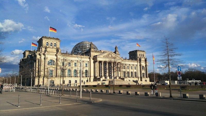 Im Bundestag in Berlin wurde die Schuldenbremse beschlossen.