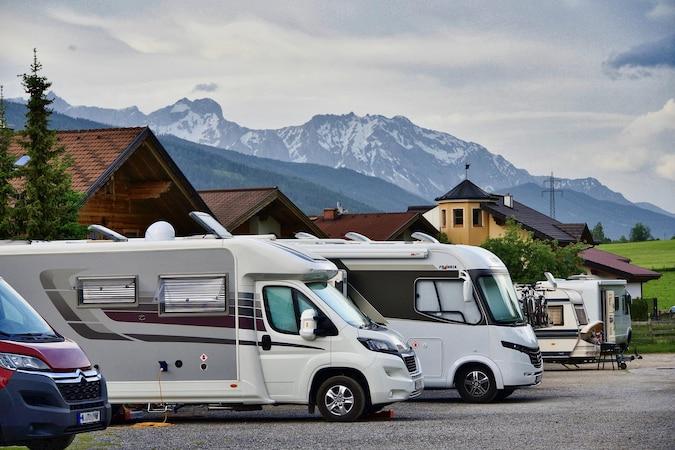 Reisen mit dem Wohnmobil: Tipps und was Sie beachten sollten