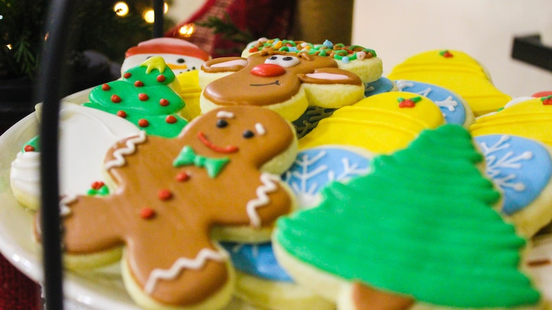 Glutenfreie Weihnachtsplätzchen: Wir verraten Ihnen 3 leckere Rezepte