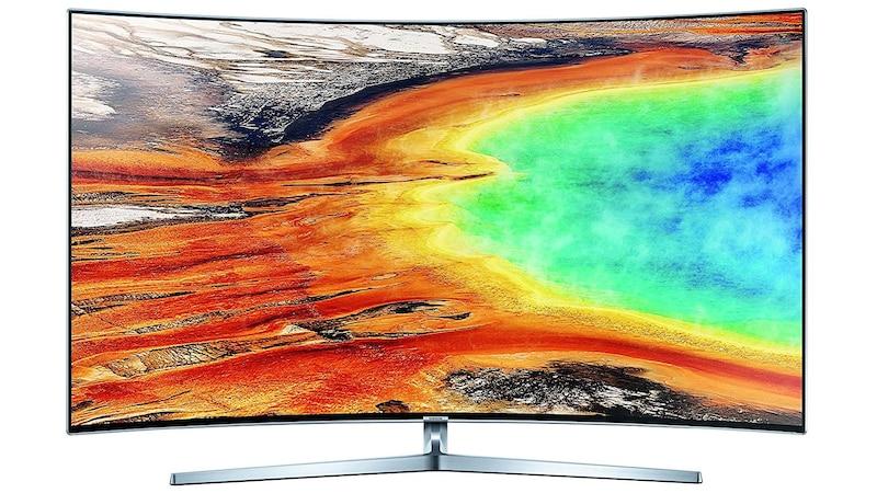 Einen Vorteil bietet der Curved TV vor allem in puncto Bildtiefe. So wird der Betrachter durch die Wölbung förmlich ins Bild hineingezogen