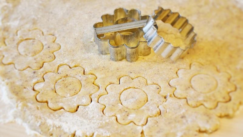 Kekse backen ohne Ei: So klappt's