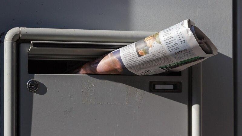 Briefkasten: Auf dieser Höhe sollte er sich befinden