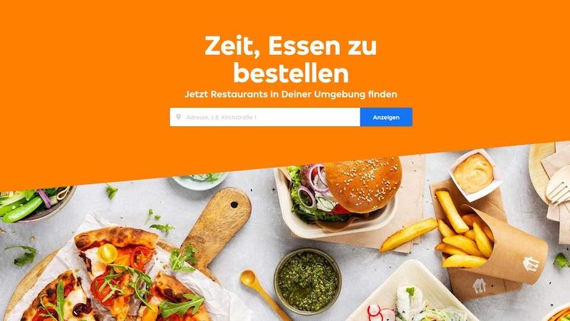 Auf lieferando.de können Sie bequem Pizza online bestellen. Dabei lassen sich die Suchergebnisse mit der Suchmaske genau filtern.