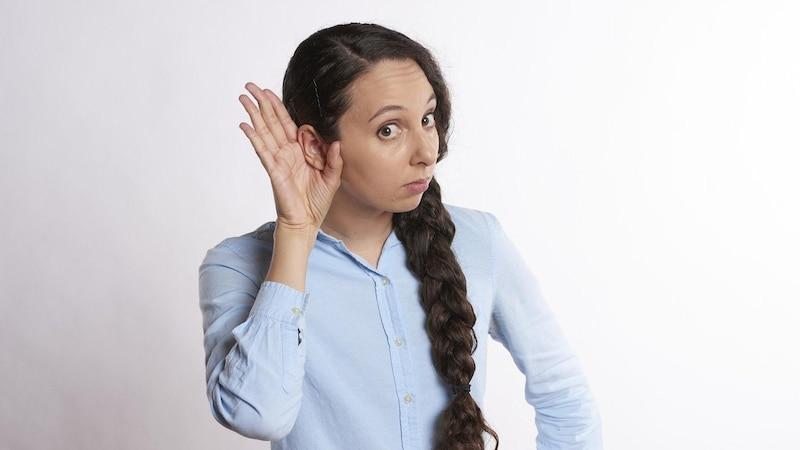 Ohren besser nicht selbst spülen - es besteht Verletzungsgefahr
