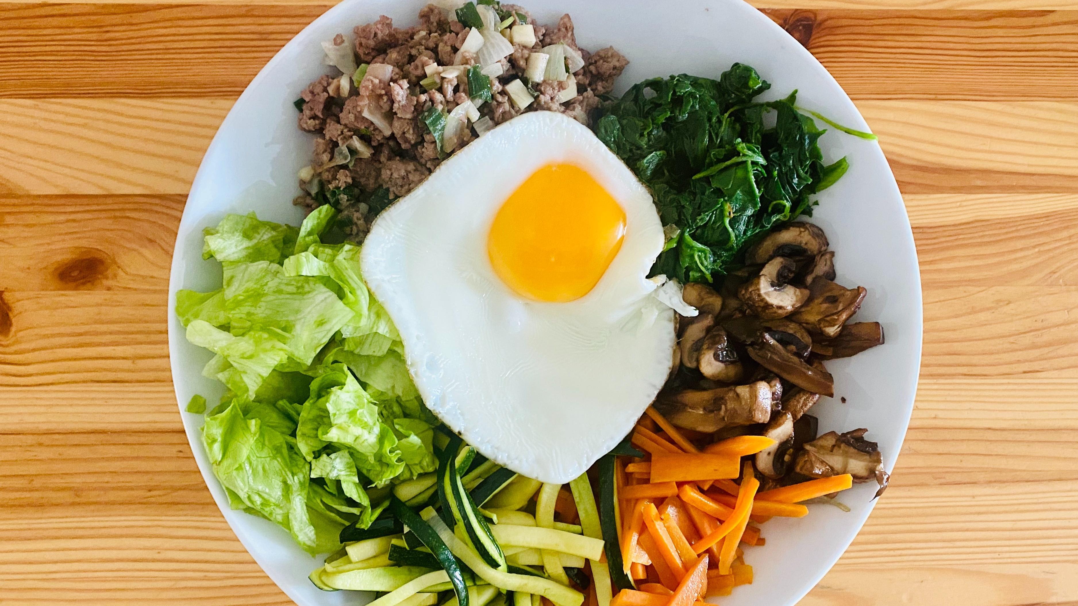 Bibimbap - wir verraten Ihnen das vegetarische und vegane Rezept.