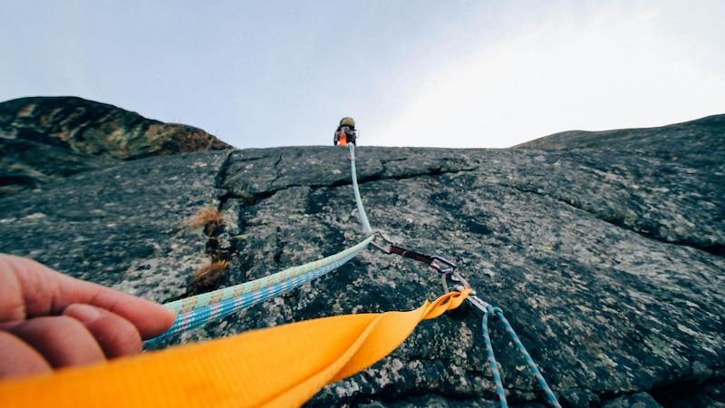 Klettern mit Kindern: Das sollten Sie beachten