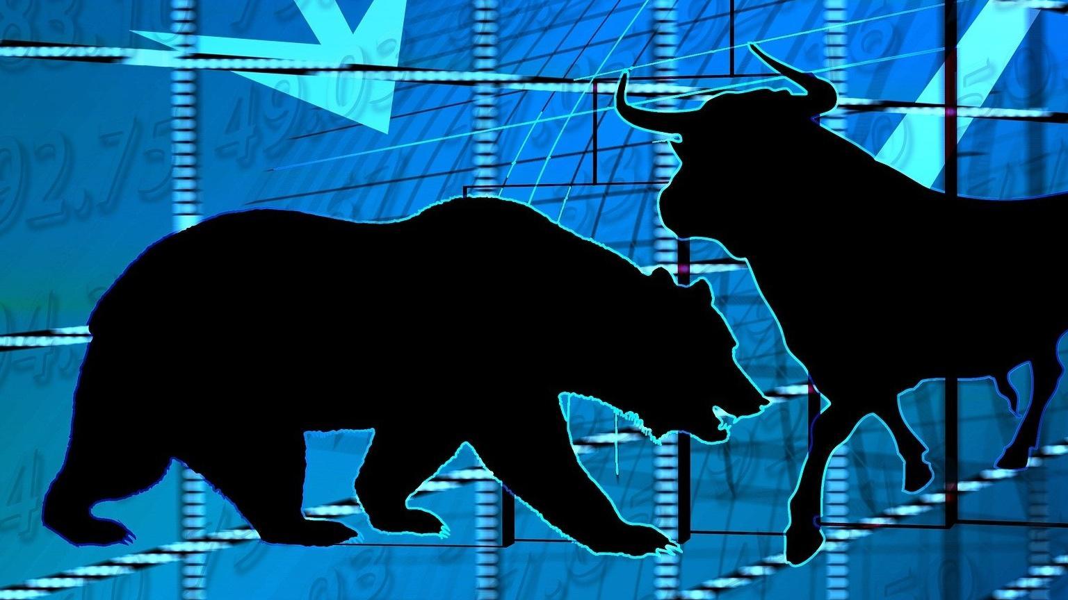 Der Begriff der Bullenfalle ist an der Börse zu vernehmen.