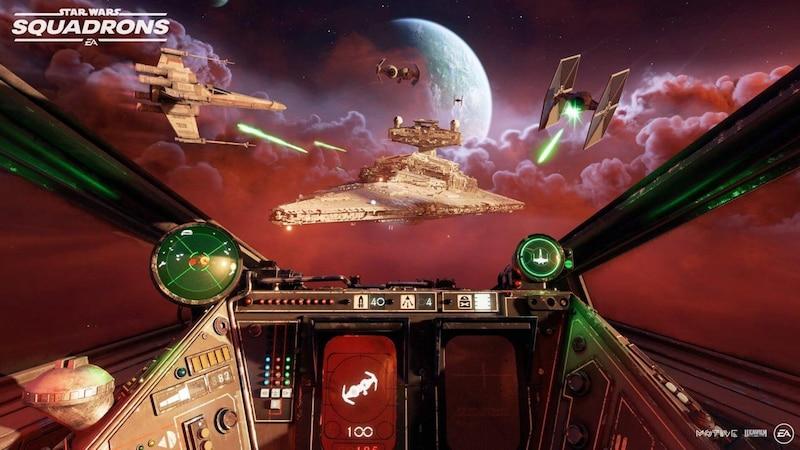 Systemanforderungen: Für den VR-Modus von Star Wars Squadrons benötigen Sie keinen allzu leistungsfähigen Computer.