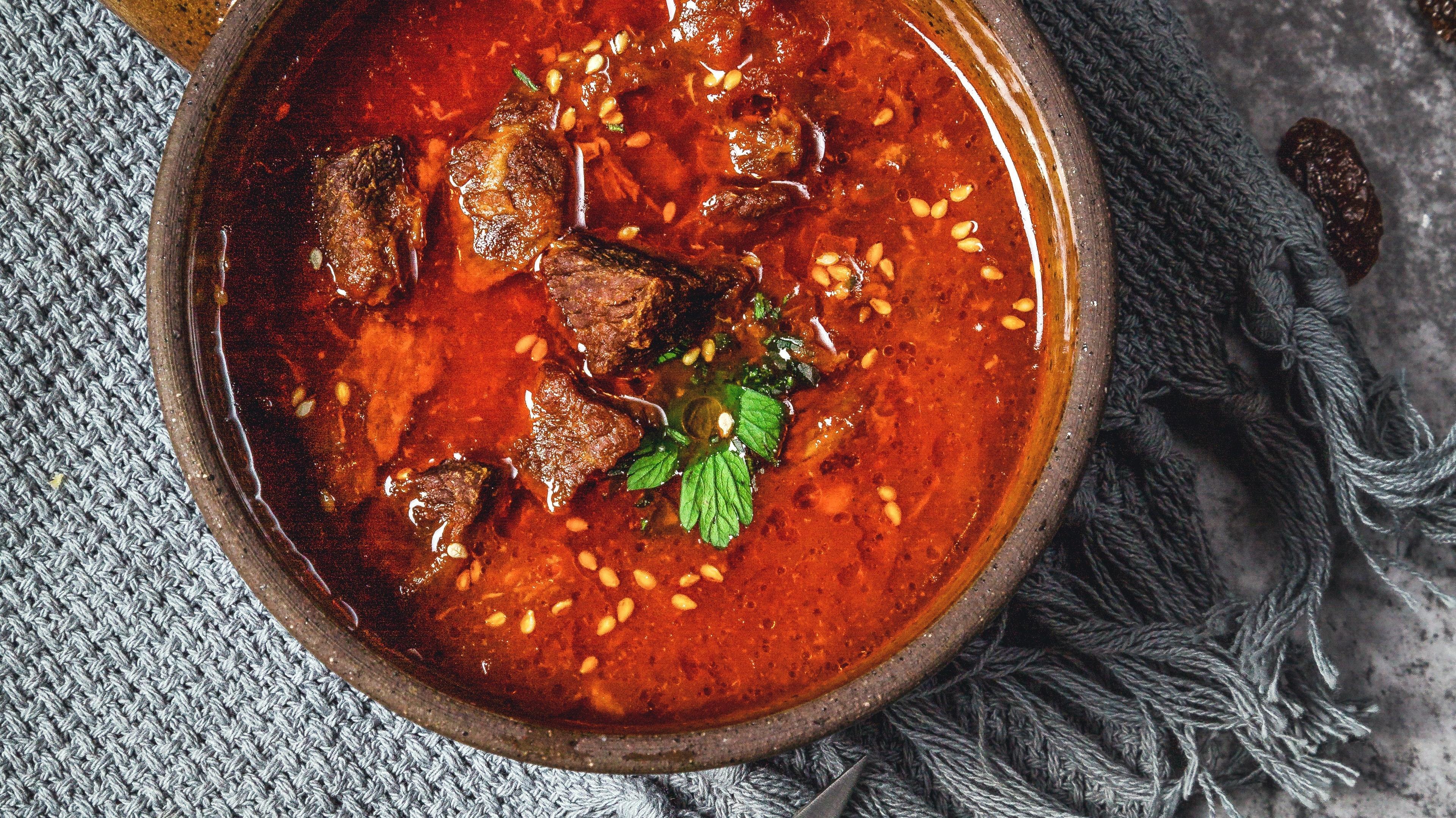Rotes Thai Curry: Ein tolles Rezept