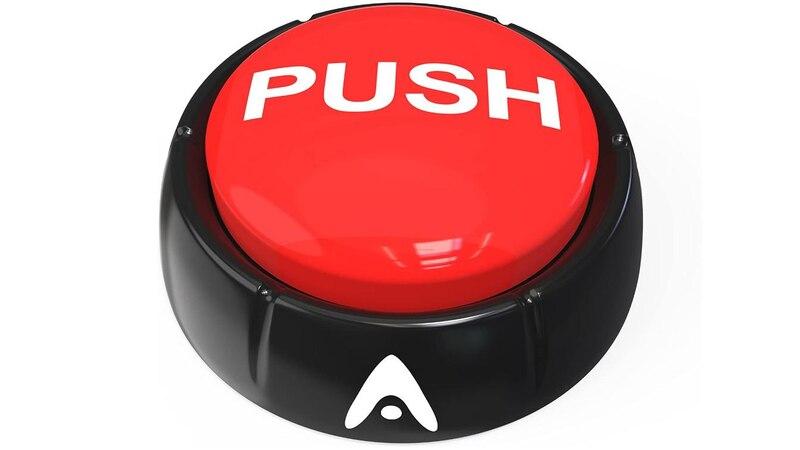 Mit einem USB Sound Button können Sie Ihren Büroalltag mit witzigen Sounds bereichern.