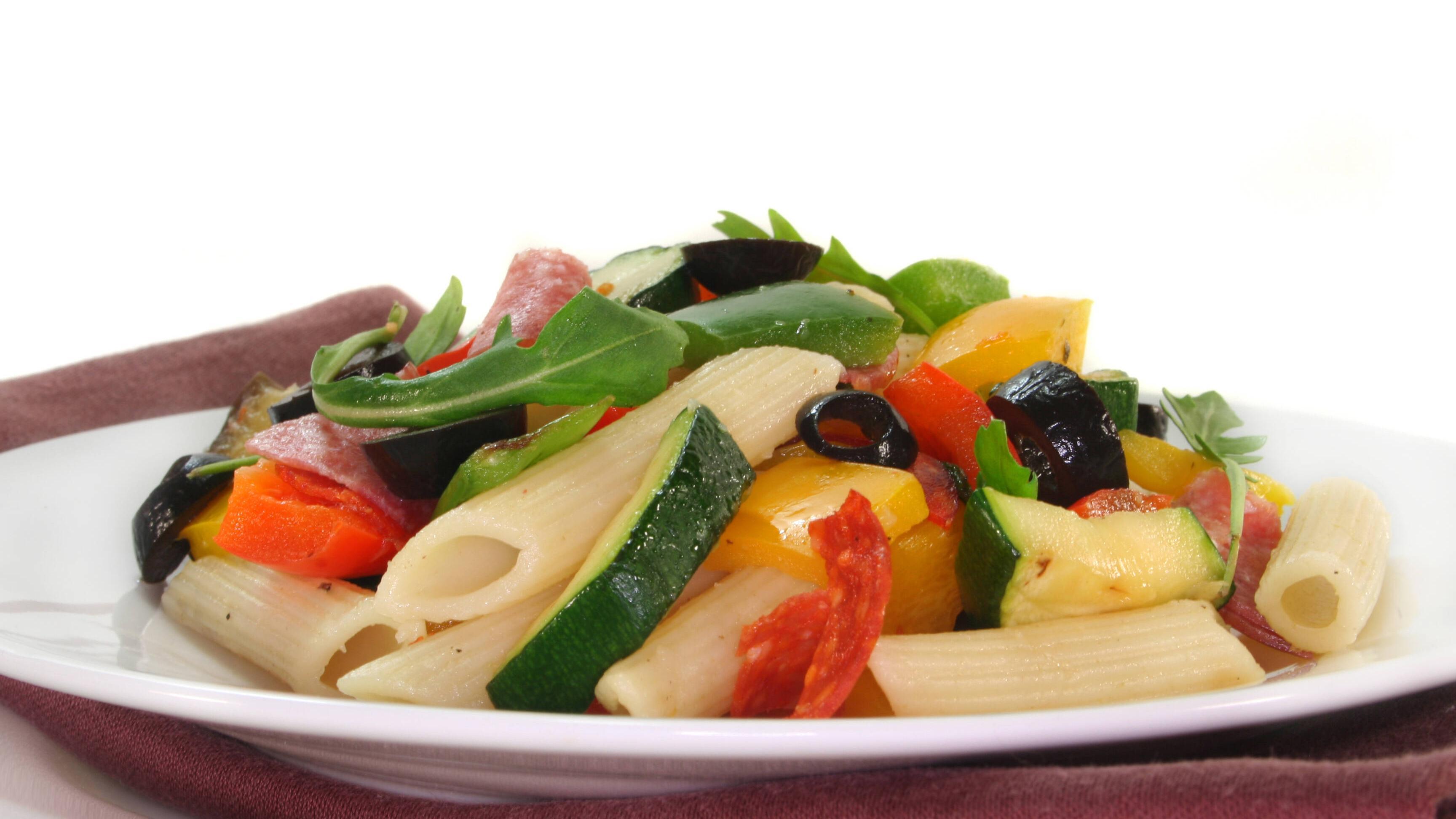 Nudelsalat ohne Mayonnaise: Einfaches Rezept