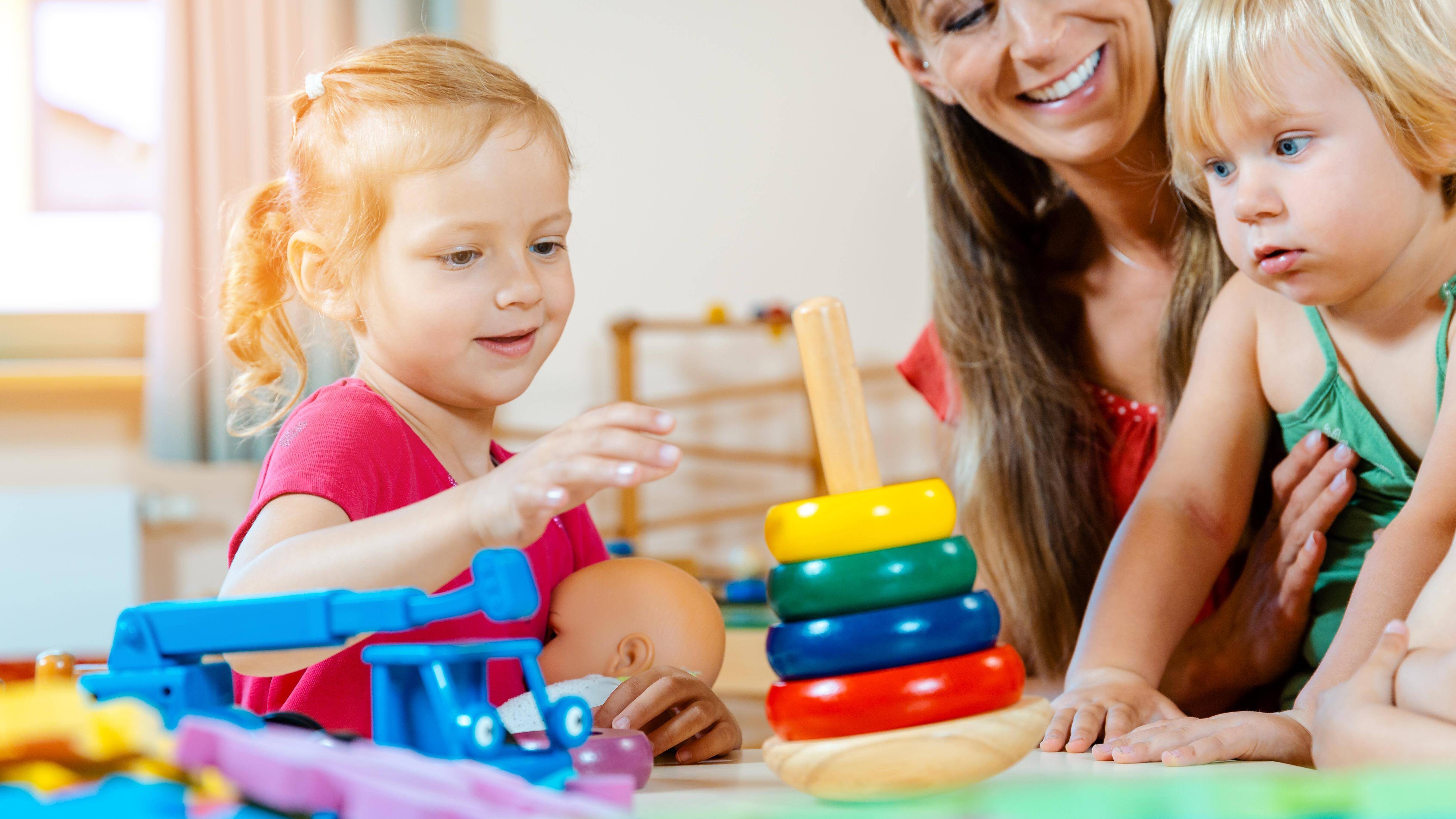 Funktionsräume im Kindergarten gestalten: Die 7 wichtigsten Tipps